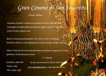 Gran Cenone Di San Silvestro